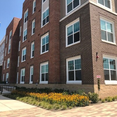 """Heronview in Sterling near One Loudoun opened last year with 96 units of work-force housing"""