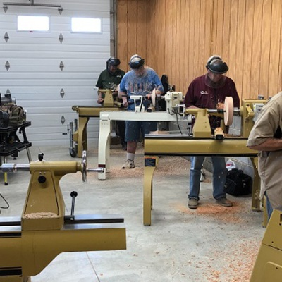 Catoctin Area Turners Skill Enhancement Workshop