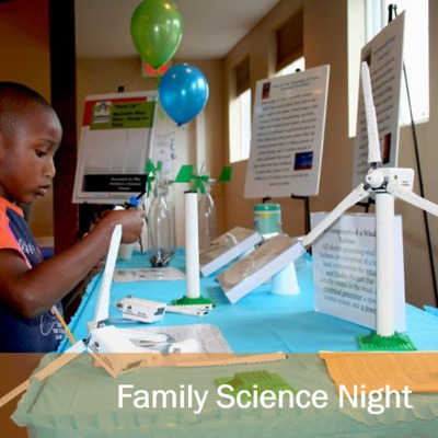 Family Science Night transforms close to 30 Title 1 Schools each year,  at no cost to the school.